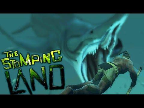 WHEN PREHISTORIC CREATURES ATTACK! SECRET TITANOBOA CAVE! - The Stomping Land Gameplay