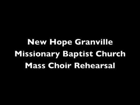 New hope granville missionary baptist church oxford north carolina
