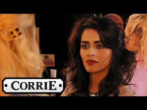 Coronation Street - Rana is Out Looking for Someone New After Breaking Up With Kate | PREVIEW