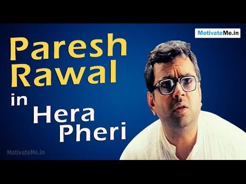 Hera Pheri Paresh Rawal Dialogues