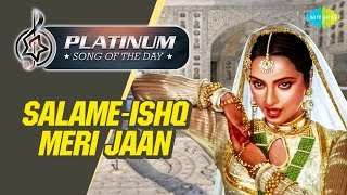 Platinum song of the day Salame ishq Meri Jaan सलाम ए इश्क़ 08th May RJ Ruchi