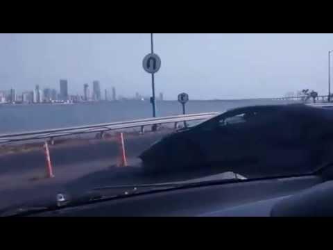 Lamborghini Sesto Elemento In Mumbai Bandra India Youtube
