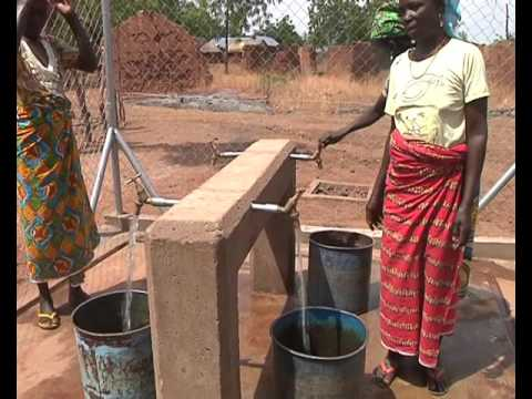 Wantugu Water Project -CCFC Ghana 16