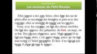 """Французский язык. Уроки французского #8: Учимся читать. """"Le petit Nicolas"""""""
