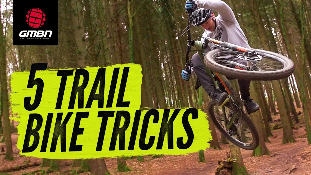 Five Trail Bike Tricks | Spice Up Your MTB Ride
