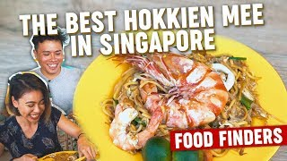 The Best Hokkien Mee in Singapore: Food Finders EP1