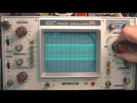 Basic Oscilloscope 101