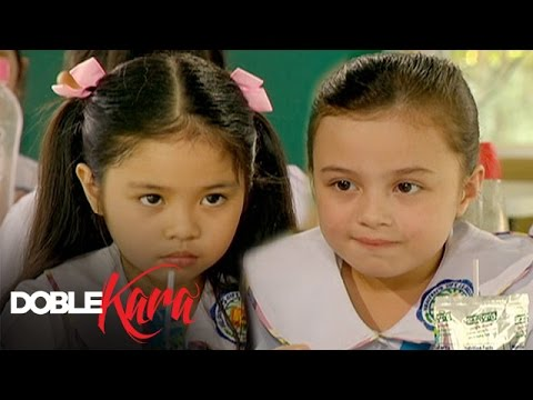 Doble Kara: Rebecca joins Hanna: Rebecca sits with Hanna during their break time.  Subscribe to ABS-CBN Entertainment channel! - http://bit.ly/ABS-CBNEntertainment  For full episodes: http://www.iwantv.com.ph- Philippine viewers http://www.tfc.tv- outside Philippines  Visit our official website!  http://entertainment.abs-cbn.com/tv/shows/doblekara/main http://www.push.com.ph  Facebook: http://www.facebook.com/ABSCBNnetwork  Twitter:  https://twitter.com/ABSCBN https://twitter.com/abscbndotcom Instagram: http://instagram.com/abscbnonline  Episode Cast: Krystal Mejes (Rebecca) / Myel de Leon (Hanna)