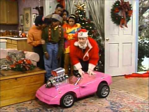 fire marshal bill santa (in living color)