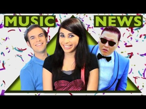 Top 10 Music Videos Of 2012 Mymusic News Countdown Youtube