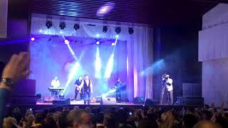 Андрей Картавцев - Фрагменты концерта 15.11.2019 (Омск)