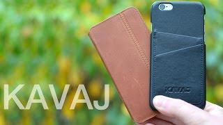 REVIEW: Kavaj Dallas & Tokyo - Case für iPhone