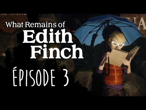 WHAT REMAINS OF EDITH FINCH : Malédiction ? | LET'S PLAY FR #3