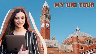 My University Tour | Athisha Khan