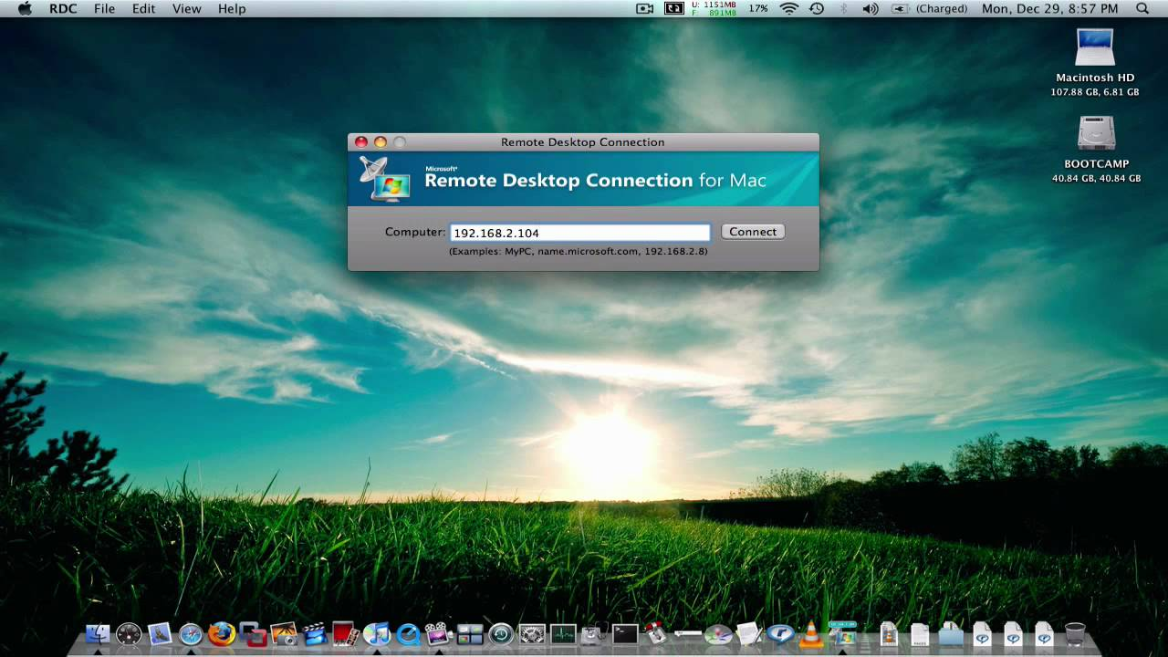 Remote desktop connection for mac free download