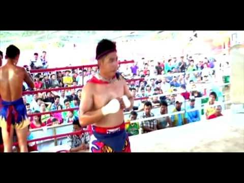 A traditional sport fight - มวยคาดเชือก