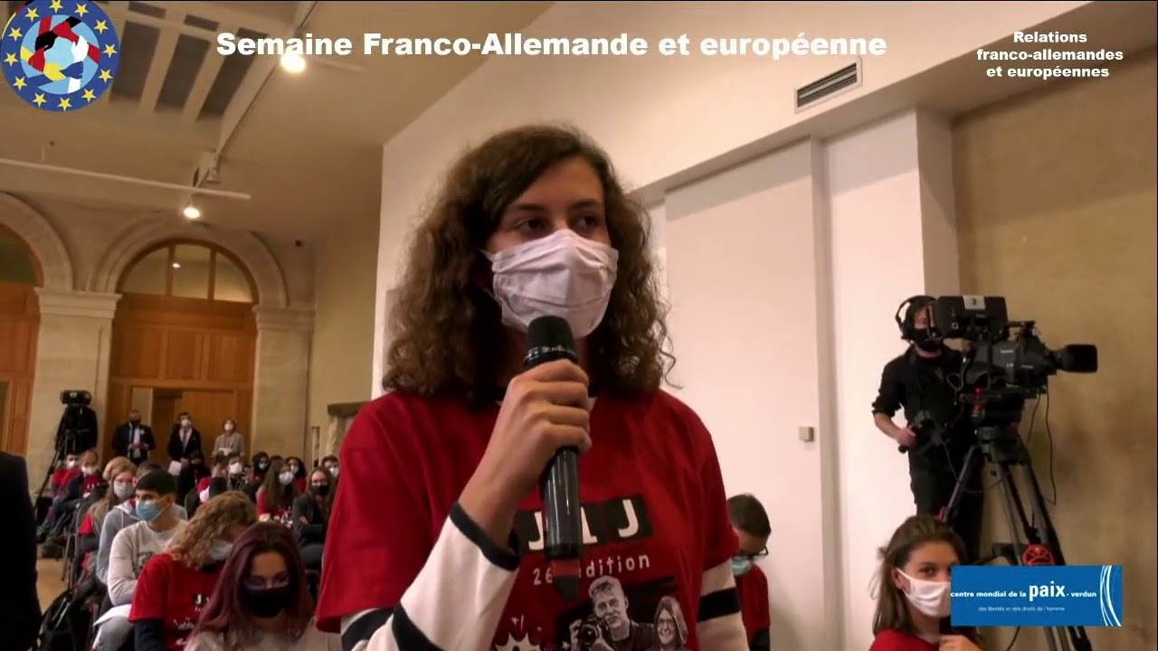 Relations franco-allemandes et européennes - Martin Schulz