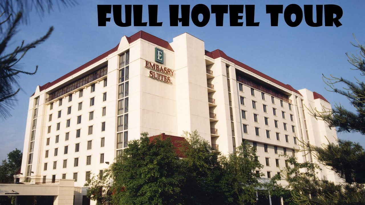 Full Hotel Tour Emby Suites By Hilton Nashville Airport In Tn