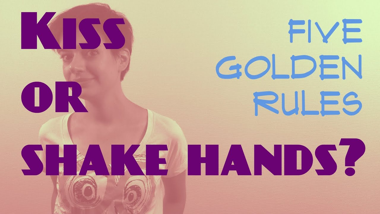 Kiss or shake hands my 5 golden rules about greeting in france my 5 golden rules about greeting in france kristyandbryce Gallery
