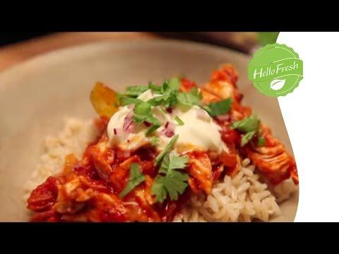 HOW TO: Wahaca Chicken Tinga Recipe with Thomasina Miers