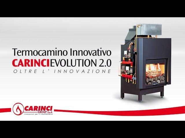 Termocamino Carinci Evolution 2.0