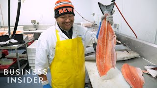 Warehouse Ships 200,000 Pounds Of Sustainable Seafood A Month
