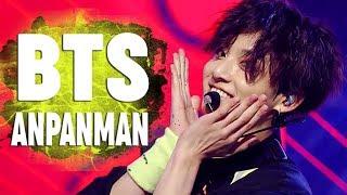 BTS - Anpanman (Jackie-O RUS Cover)