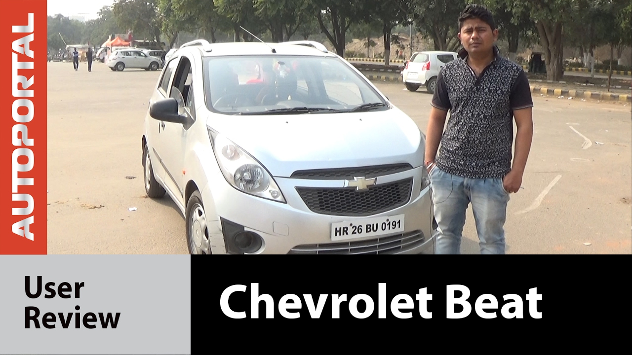 Chevrolet Beat Lt Diesel User Review Youtube