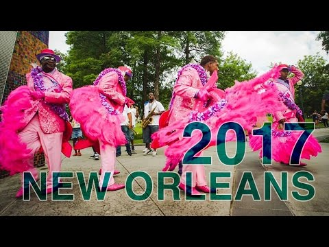 New Orleans 2017 | MY UNOFFICIAL TRAVEL GUIDE of FRENCH QUARTER, BOURBON STREET & more