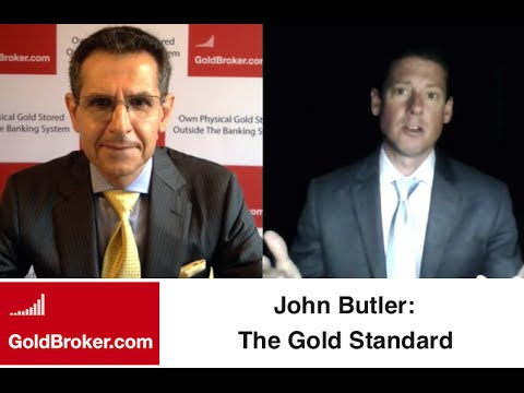 John Butler: Gold-Backed Ruble, China and The Gold Standard