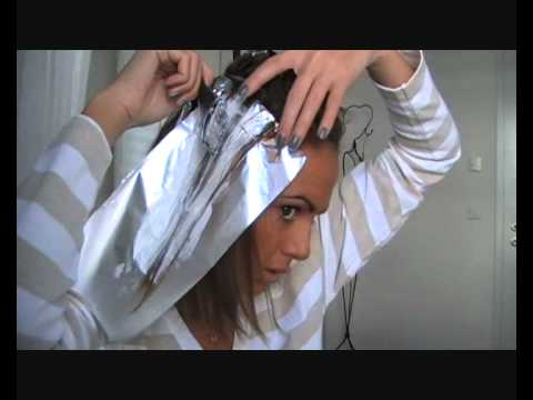 tutoriel coiffure mes m ches youtube. Black Bedroom Furniture Sets. Home Design Ideas