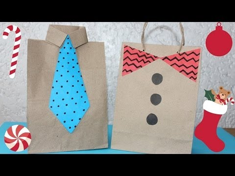 12 Diys Of Christmas Gift Wrapping Idea For Him Youtube