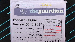 The story of 2016-17 Premier League season