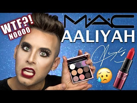 NO BULLSH*T M•A•C Aaliyah Review! | ARE YOU KIDDING ME?! | PopLuxe
