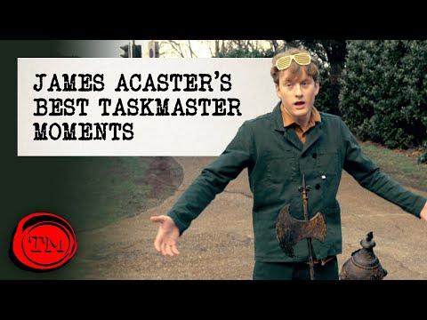 James Acaster's Best Taskmaster Moments