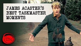 James Acaster's Best Taskmaster Moments