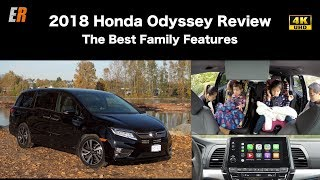 2018 Honda Odyssey - Real Life Review