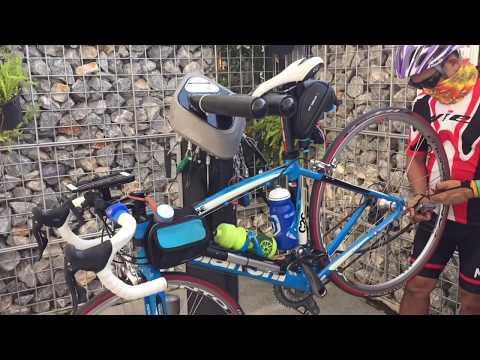 ทำไมสูบลมจักรยานไม่ได้ เสือหมอบ Bianchi สกายเลน Thailand ลองสูบลมจักรยาน ชุดอุปกรณ์จักรยานครบเซ็ท