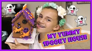 KAYLA LOVES SPOOKY CRAFTS | WHAT DO THE BOYS BRING HOME? | We Are The Davises