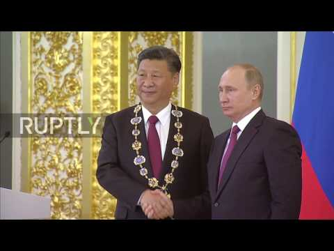 Russia: 'Chinese-Russian relations will never be influenced by any external factors'- Xi Jinping
