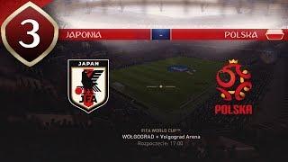 FIFA WORLD CUP 2018 - #03   POLSKA - JAPONIA!