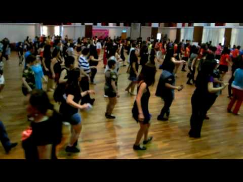ROCK AROUND THE CLOCK - Line Dance (BY Tony Chapman)