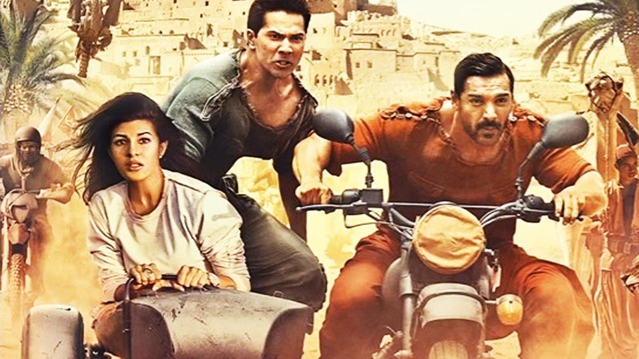 Dishoom Full Movie Review John Abraham Varun Dhawan Jacqueline Fernandez