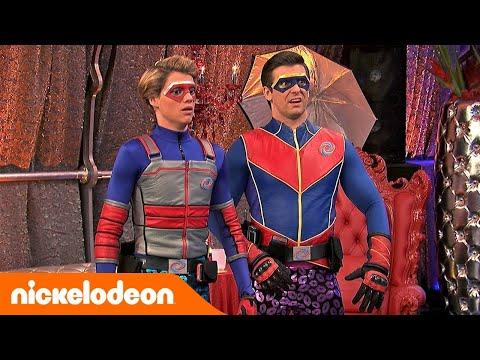 Henry Danger | Modelos de roupa interior 🤣 | Portugal | Nickelodeon em Português