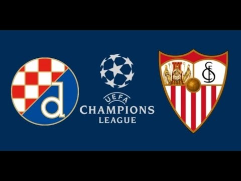 Sport News : Champions League - Dinamo Zagreb Vs Sevilla 0 -1, 19 Oktober 2016