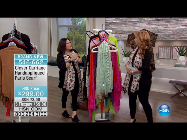 HSN | Clever Carriage Company Fashions & Accessories 03.21.2017 - 02 AM