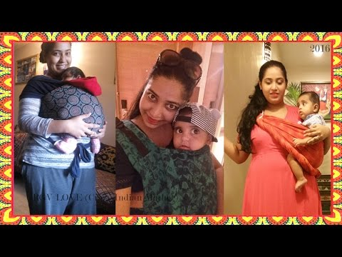 Which Carrier to buy ? Wrap Vs Ring Sling Vs SSC | Baby Wearing India , Vlog style | Diwalog Day 15