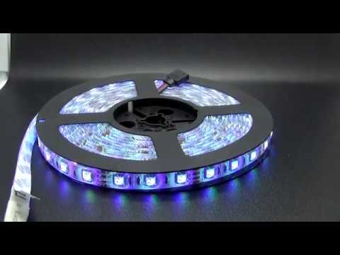 Rxment Led Strip Lighting 10m 32 8 Ft 5050 Rgb 300leds