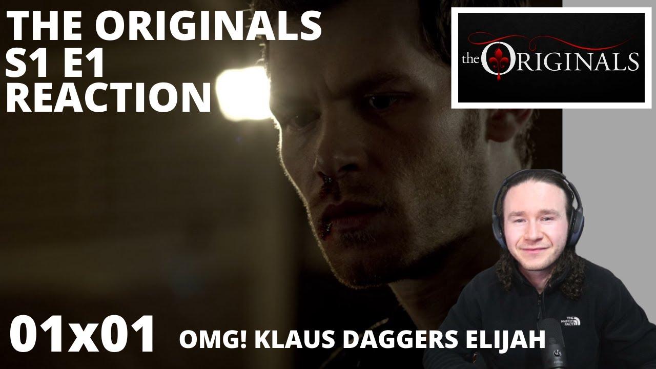 Download THE ORIGINALS S1 E1 REACTION ALWAYS AND FOREVER 1x1 OMG KLAUS DAGGERS ELIJAH SEASON 1 EPISODE 1
