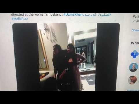 Uzma Khan Viral Video | Headphone Show